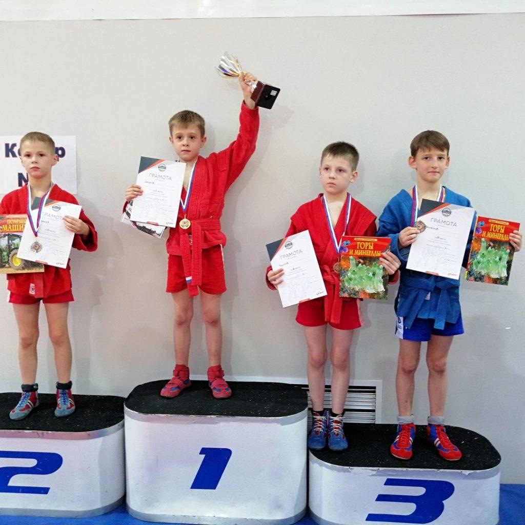 Юношеский турнир